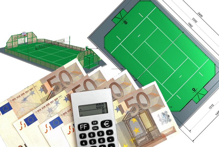Quelles sont les subventions pour financer un city stade ?