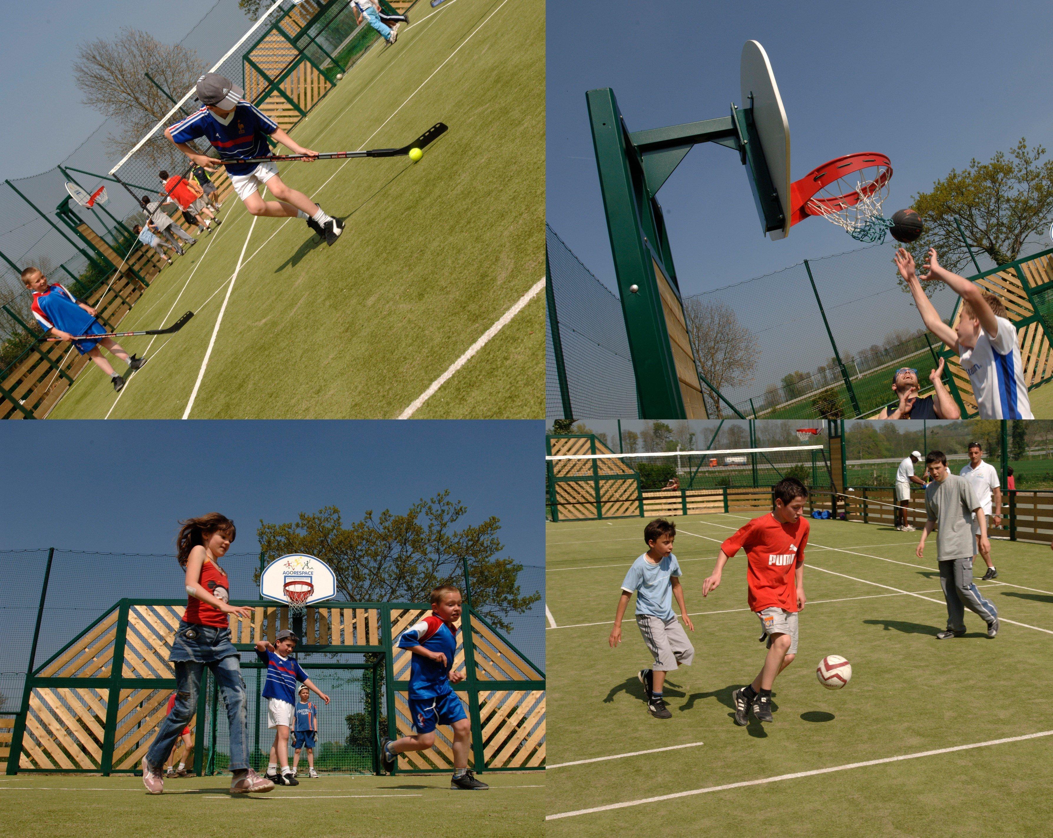 Pratiques sportives et infrastructures sportives de proximité