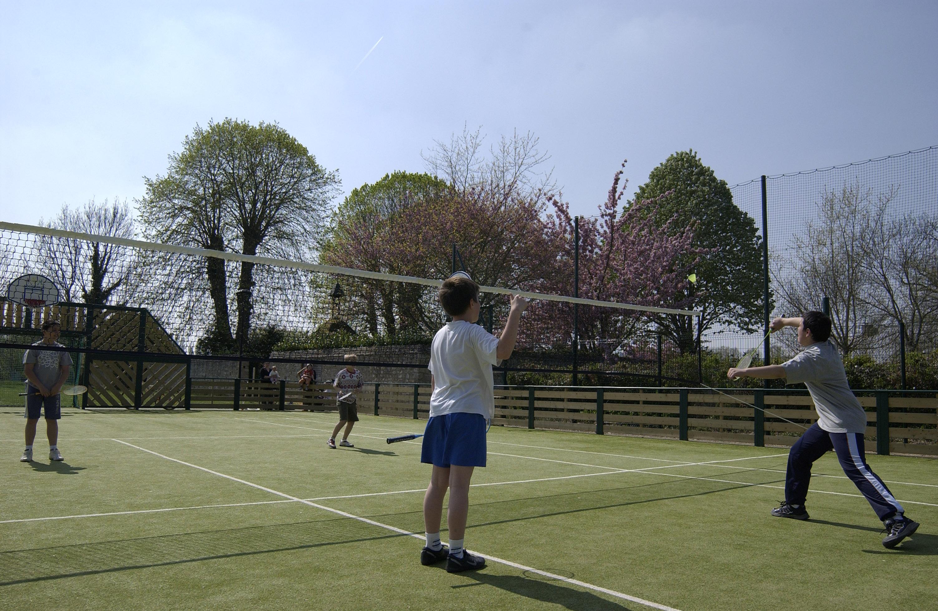 passe-badminton